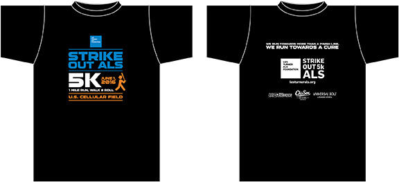 Strike Out 2016 Tshirt