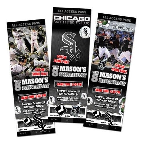 Strike Out White Sox Tickets